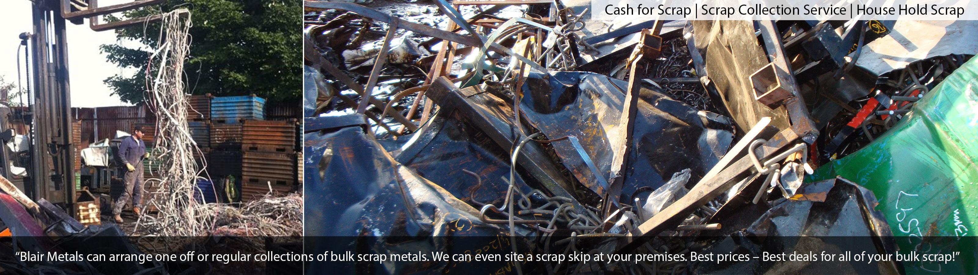 Blair Metals Ltd - Domestic Scrap